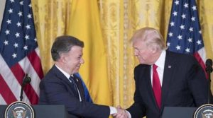 """Trump sobre la crisis en Venezuela: """"es una desgracia para la humanidad"""""""