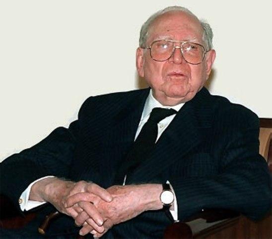 Hace 111 años nació Arturo Uslar Pietri