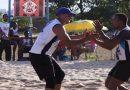 Rincones-Chire y los Martínez ganaron Suroriental de Voleibol de Playa