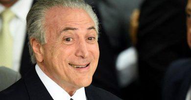 Michel Temer logra evitar su destitución como presidente de Brasil