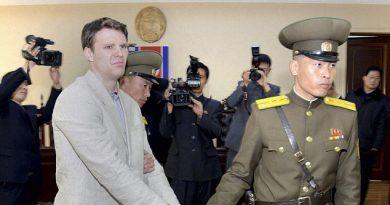 Murió joven estadounidense que fue liberado por Corea del Norte