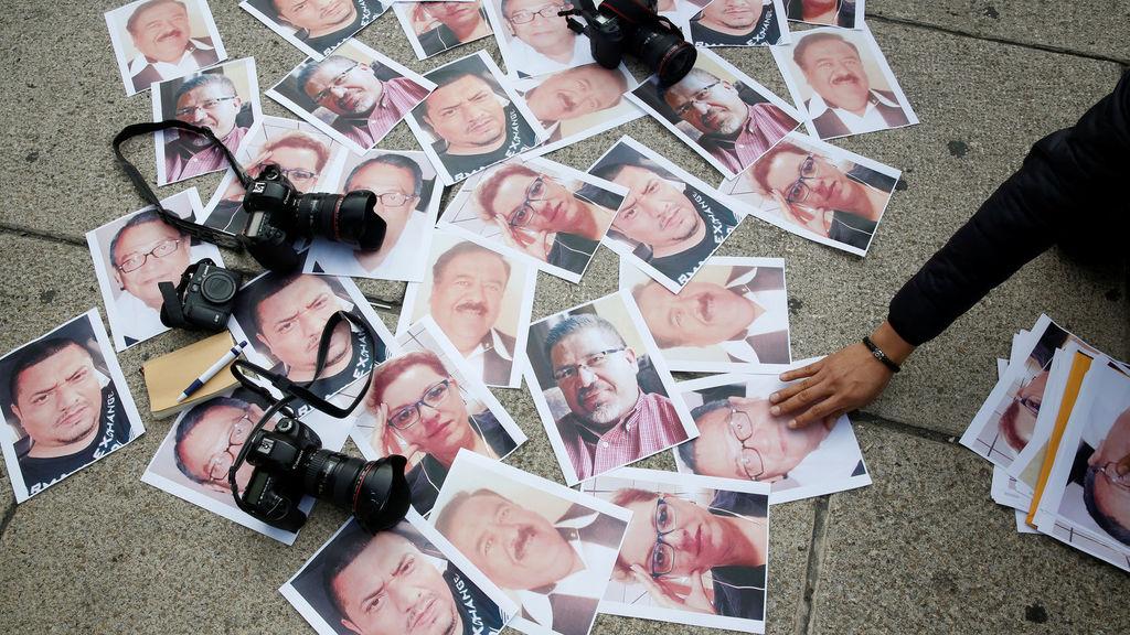 Los ataques contra la prensa se recrudeció en México.