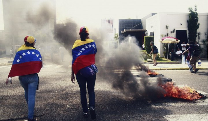 75 fallecidos en 83 días de protestas en Venezuela