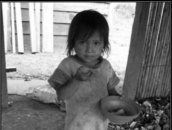 La niñez en Colombia corre peligro