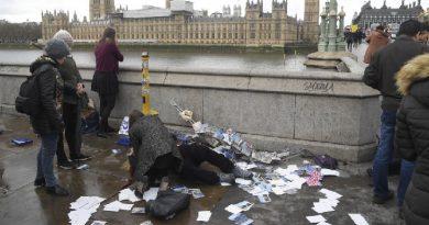 Londres es el blanco de atentados por ataques terroristas