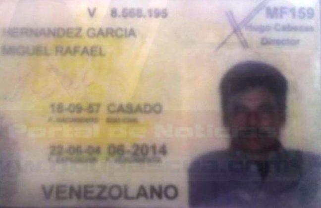 En el sector La Tigrera mataron a productor agropecuario