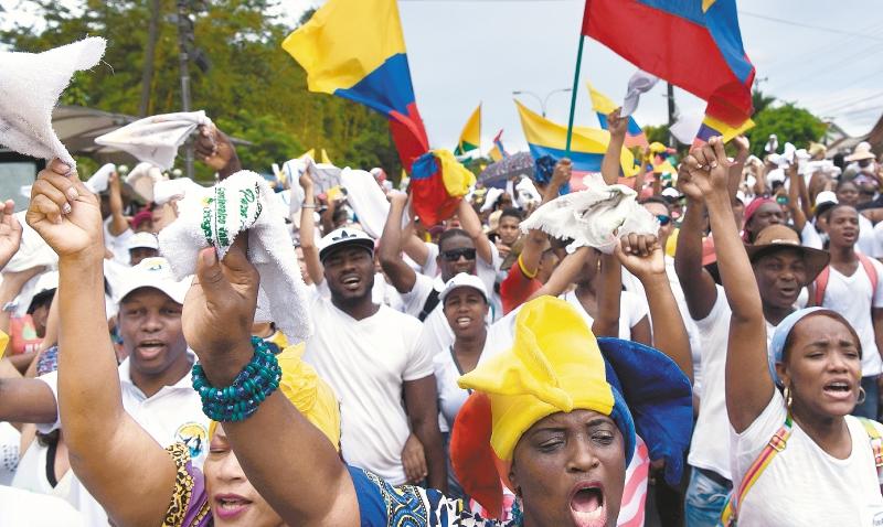 Posibles acuerdos podrían poner fin a paro cívico de Buenaventura