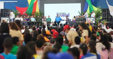 Presidente Maduro anuncio plan de empleos para jóvenes venezolanos