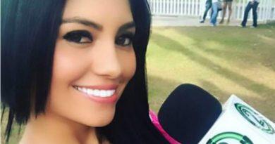 Modelo y presentadora de tv colombiana es detenida por estar incursa en secuestros extorsivos