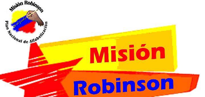 Misión Robinson realiza hoy 19 de junio, El 5to Congreso de Alfabetización