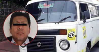 En México, niña de once años fue violada, asesinada y abandonada dentro de una camioneta de transporte público