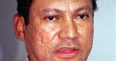 Fueron cremados, restos del exgeneral Manuel Noriega