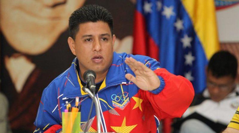 Pedro Infante fue designado Ministro de la Juventud y el Deporte