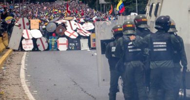 Asciende a 66 los caídos productos de las intensas protestas en Venezuela