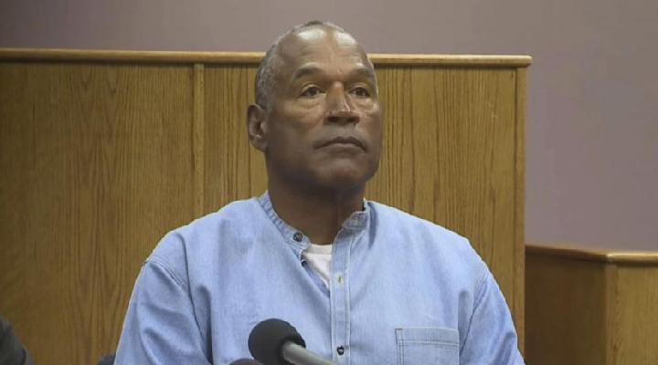 En octubre y bajo libertad condicional, saldrá O.J. Simpson de la cárcel