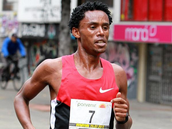 Feyisa Lilesa es un miembro mas de la etnia de Los oromos