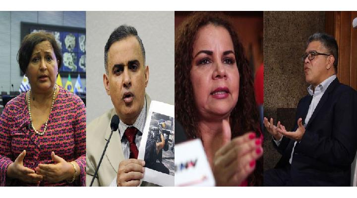 Nuevas sanciones impone el gobierno de Los Estados Unidos a funcionarios venezolanos