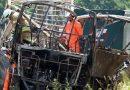 18 personas calcinadas y 30 heridos dejó accidente vial al sur de Alemania
