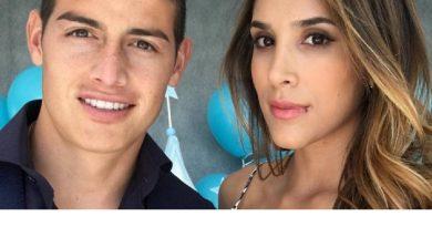 James Rodríguez se divorcia de Daniela Ospina