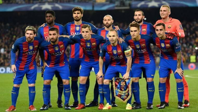 Sin Messi, Neymar y Piqué, El Barcelona arranca la pretemporada