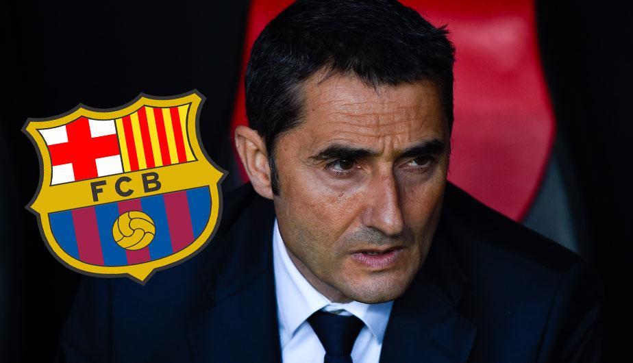 nuevo técnico, Ernesto Valverde,