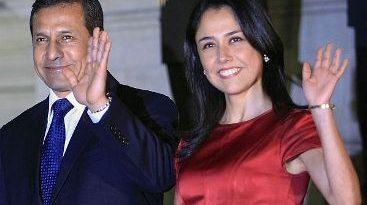La ex pareja presidencial peruana Ollanta Humala y Nadine Heredia a 18 meses de prisión preventiva