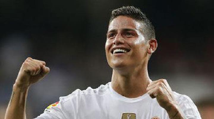 Por dos temporadas jugará James en El Bayernde Múnich