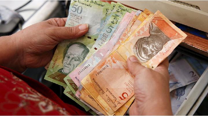 Salario mínimo en Venezuela, pasa a 97.531 bolívares, tras decreto del Presidente Maduro