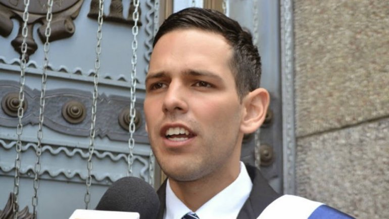 Condenado a quince meses de prisión Alcalde de Mérida, Carlos García Odón