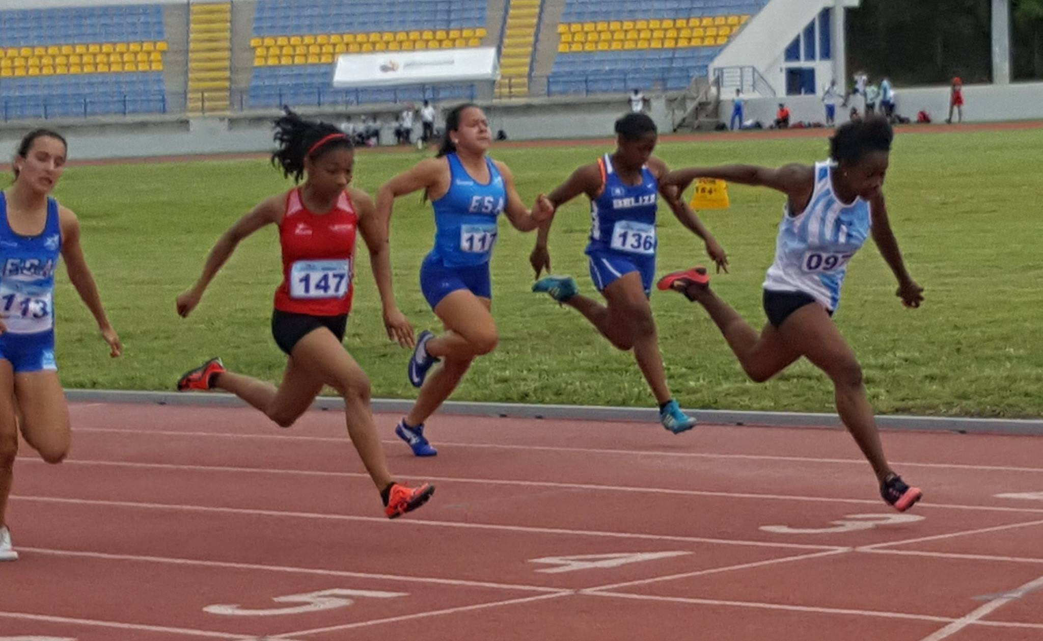 Una decena de atletas integraran la delegación colombiana