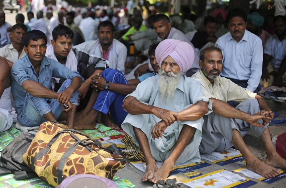Tras sentencia a un líder espiritual por violación, 19 personas murieron este viernes en La India