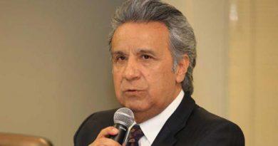 Lenín Moreno, el presidente de Ecuador, arriba hoy a sus primeros cien días de gobierno