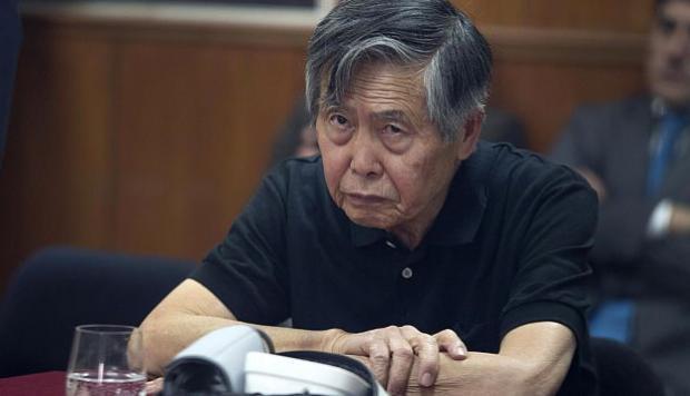 El ex mandatario cumple una pena 25 años de prisión por violación de derechos humanos durante su administración
