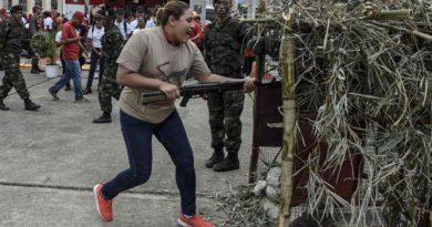 El pueblo venezolano es quien integra la milicia venezolana
