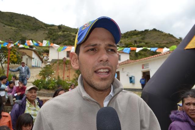 Carlos García Odón no se presentó en la audiencia fijada por el TSJ desconociéndose su paradero