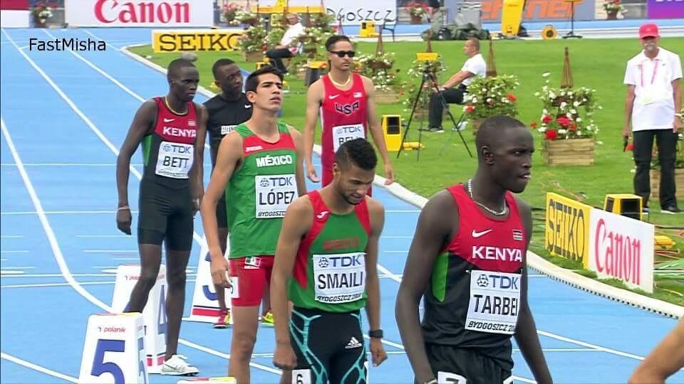 Del cuatro al trece de agosto se llevara a cabo El Mundial de Atletismo 2017