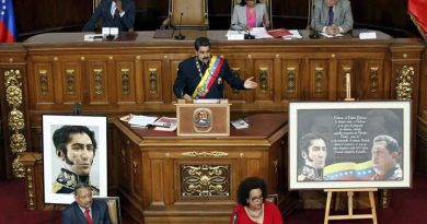 En Venezuela, condenas de 15, 20 y 25 años de cárcel a los que expresen odio e intolerancia