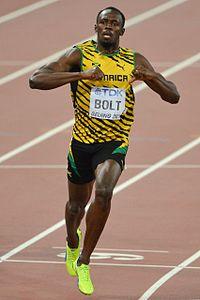 Los números de la era de Usain Bolt que terminara este 13 de agosto