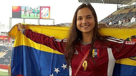 Proclamada Jugadora del Año en Estados Unidos, Deyna Castellanos