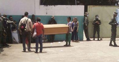 Centro de detención de Amazonas fue clausurado