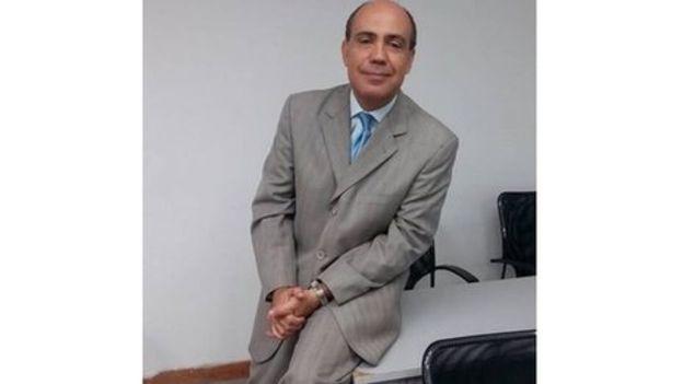 """""""Preso en una cárcel amarrado al lado de un retrete inmundo"""", el magistrado Ángel Zerpa Ponte"""