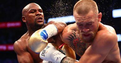 Floyd Mayweather Jr se impone sobre McGregor
