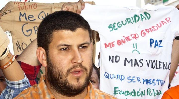 Condenado a quince meses de prisión, alcalde de El Hatillo, David Smolansky
