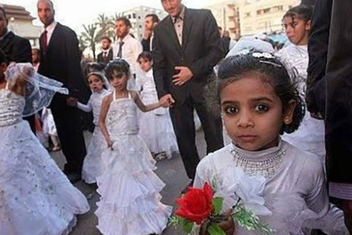 ONU insta a El salvador que la edad mínima para casarse sea establecida en 18 años