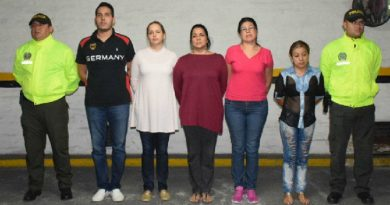 """Desmantelada banda de """"La Reina del Oro"""" en Colombia"""