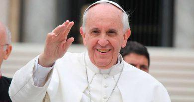 Afinan preparativos ante la visita del Papa Francisco a Bogotá