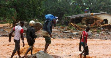 Fuertes inundaciones en Sierra Leona deja centenar de fallecidos