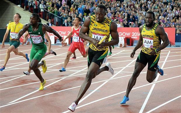 Usain Bolt tiene en su haber, ocho títulos olímpicos y 11 mundiales