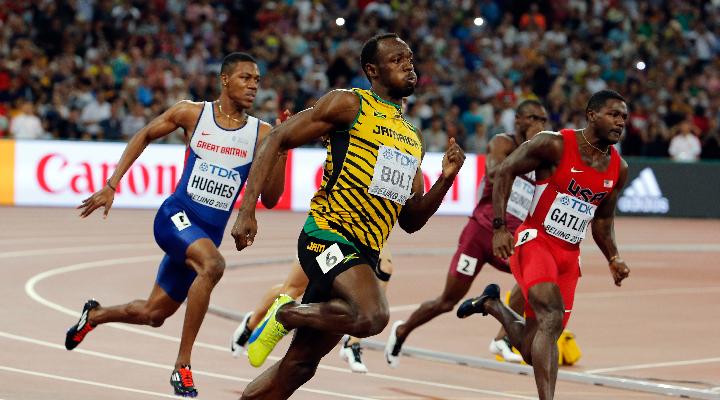 Usain Bolt va por dos oros en El Mundial de Atletismo 2017