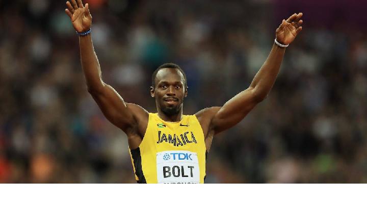 Consiguió la victoria en la primera fase de los cien metros planos del Mundial de Atletismo, Usain Bolt